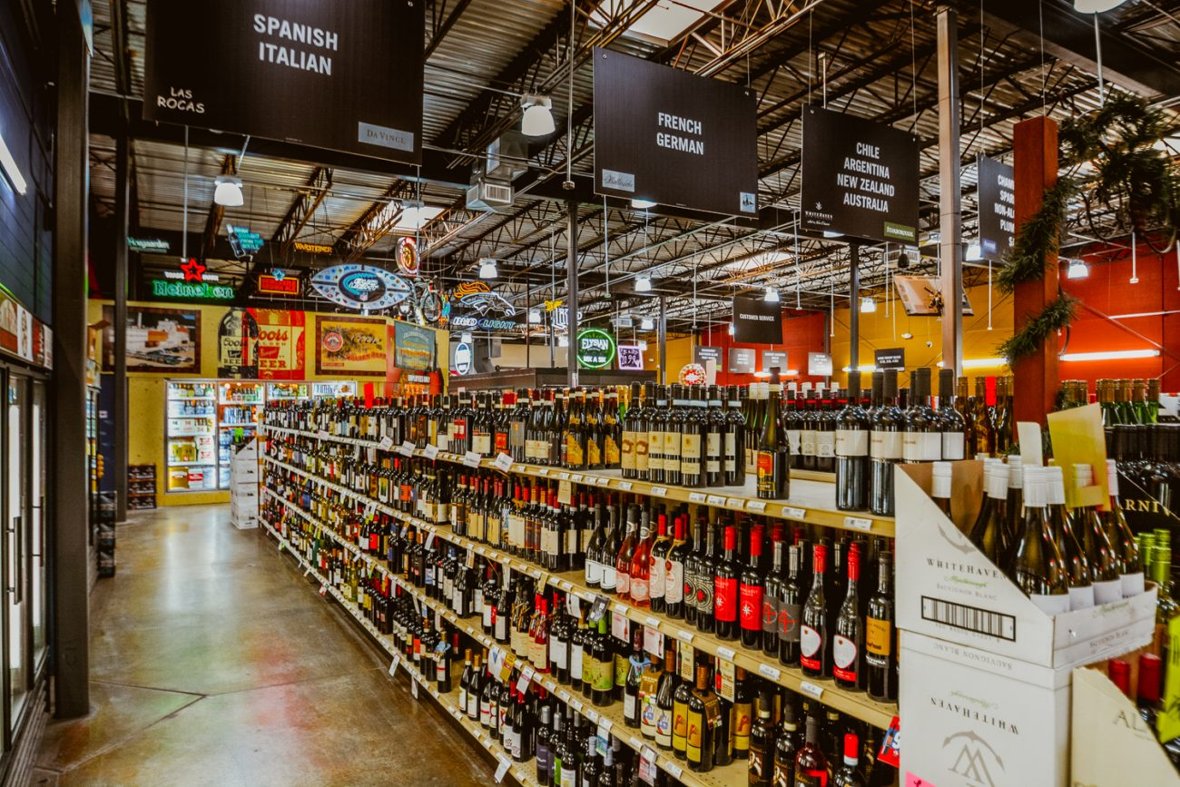 liquor store pos wine store pos package store pos point of sale merchant services