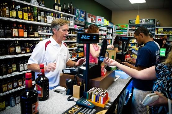 Liquor Store POS